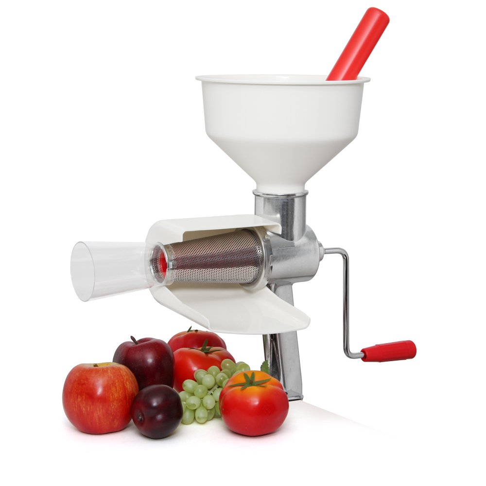 Deluxe Food Strainer and Sauce Maker