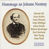 Hommage an Johann Nestroy