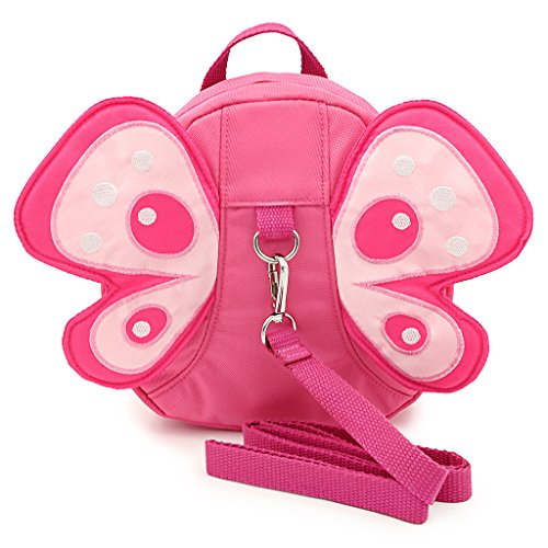 Hipiwe Butterfly Baby Walking Safety Backpack Anti-lost Mini Bag Toddler Child...