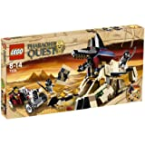 LEGO Pharaoh's Quest 7326 Rise of the Sphinx - Resurgir de la esfinge [versión en inglés]