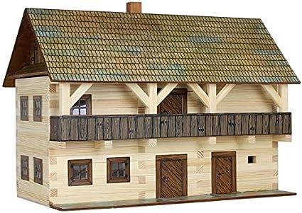 Walachia- Posada Kits de madera (298) , color/modelo surtido