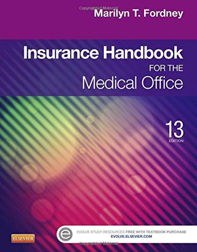Office Handbook (Insurance Handbook for the Medical Office, 13th Edition)
