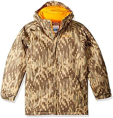 89847fab2328 Amazon.com  Columbia Boys Twist Tip Jacket, Sage Brushed Strokes, XX ...