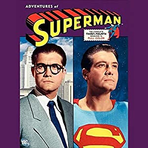 Adventures of Superman, Vol. 3 Radio/TV Program