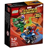 LEGO - 76064 - Marvel Super Heroes - Mighty Micros : Spider-Man contre le Bouffon Vert