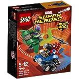 LEGO Super Heroes - Set Mighty Micros: Spider-Man vs. Duende Verde (76064)