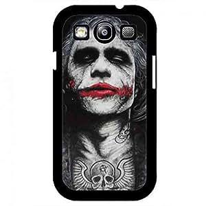 Back Hard Shell Phone Funda Cover,The Batman Joker horrible Series,Samsung Galaxy S3 Phone Funda Cover,Protective Phone Funda For Samsung Galaxy S3