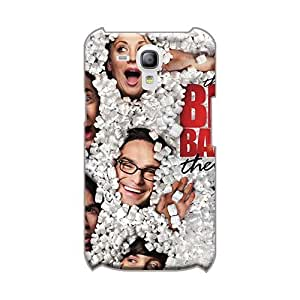 LeoSwiech Samsung Galaxy S3 Mini Anti-Scratch Cell-phone Hard Covers Unique Design Nice Big Bang Theory Poster Pattern [bqQ17259jfqi]