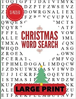 photo about Large Printable Word Search identify Xmas Phrase Glimpse Higher Print: Xmas Term Locate
