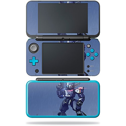 MightySkins Skin For Nintendo 2DS XL - Gadget | Protective, Durable, and Unique Vinyl Decal wrap cover | Easy To Apply, Remove, and Change Styles | Made in the USA by MightySkins