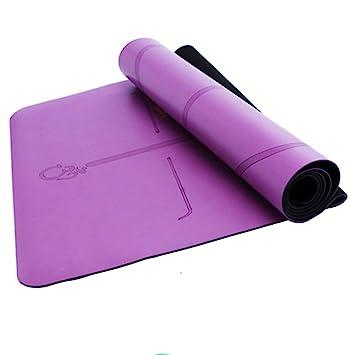 Esterilla yoga ecologica