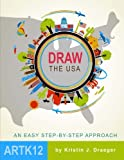 img - for Draw the USA book / textbook / text book
