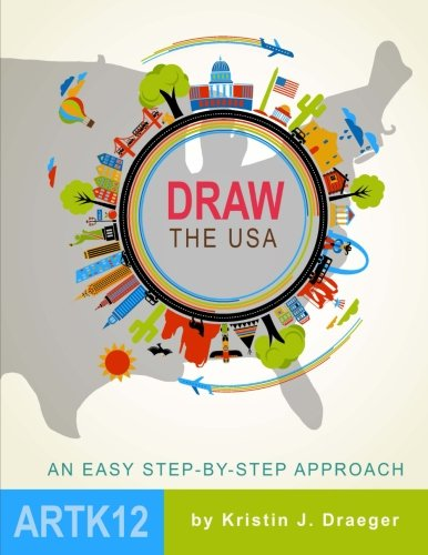 Draw the USA