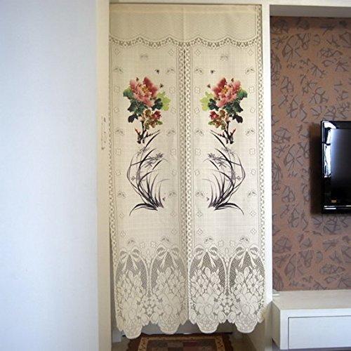 lace door curtain - 5