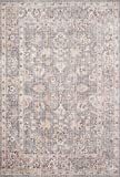 Loloi II Skye Collection Printed Distressed Vintage