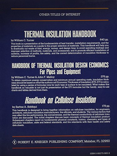 Thermal Insulation Building Guide by Brand: Krieger Pub Co (Image #1)