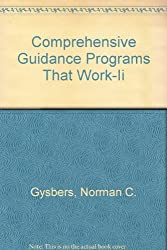Comprehensive Guidance Programs That Work-Ii
