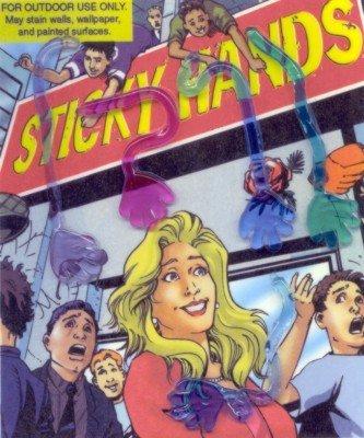 (Sticky Hand 1