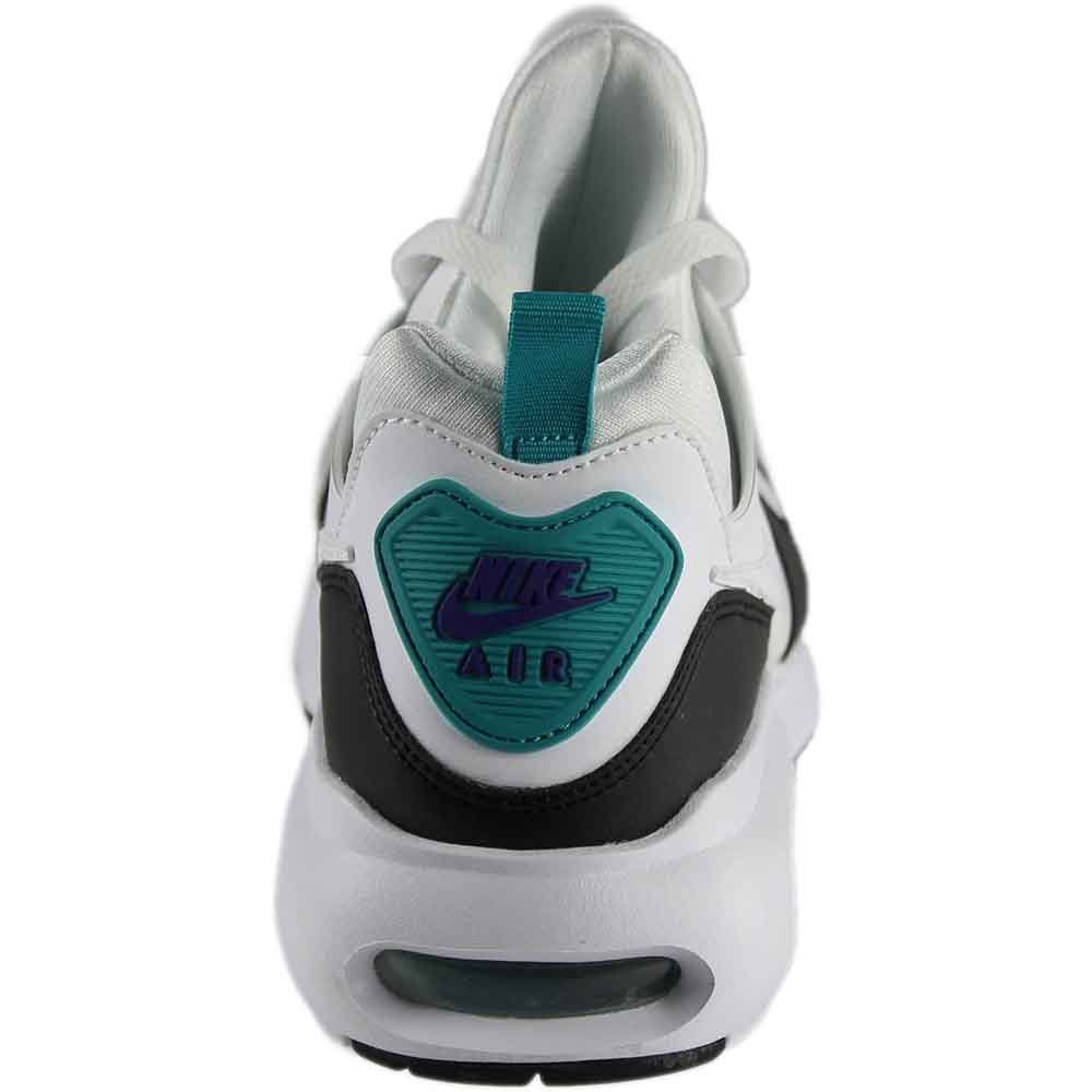 NIKE Men's Air B0744QF24D Max Prime Running Shoe B0744QF24D Air 9 D(M) US|White/White/Turbo Green 1ef035