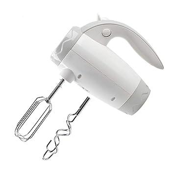 RLFS Batidor de huevo eléctrico Mezclador de alimentos Mezcla para batir batidoras Cocina Hornear herramientas: Amazon.es: Hogar