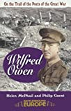 img - for Wilfred Owen: On the Trail of the Poets of the Great War (Battleground Europe) book / textbook / text book