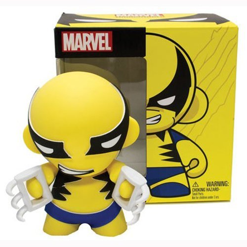Kidrobot Marvel Munny    Wolverine Action Figure by Kidrobot 85c0c0