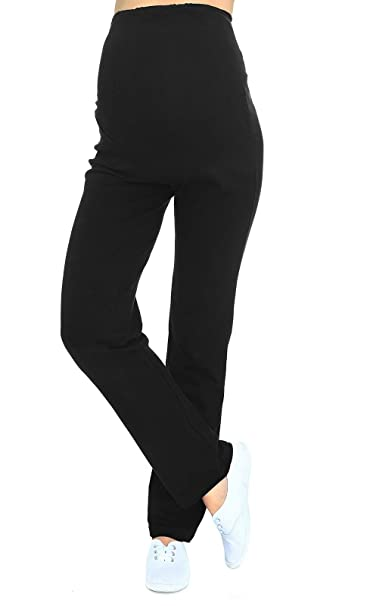 Pregnant Women Clothing Maternity Wear Trousers Pants Casual Yoga Bump Joggers