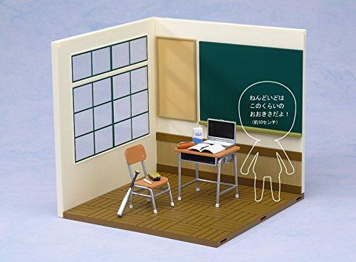 Phat School Life Side A Figure Playset DCME7 AUG169418 Nendoroid Playset 01