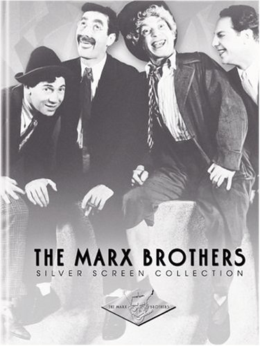 Marx Brothers Silver Screen Collection DVD Region 1 US Import NTSC ...