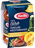 Barilla - Pestato Verdure Mediterranee, Perfetto per la Pasta - 4 pezzi da 175 g [700 g]