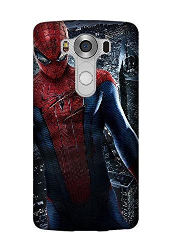 LG V10 Protective Case , Full Protective unique Stylish Case slim durable Movie The Amazing Spider-Man LG V10 TPU Cases Cover
