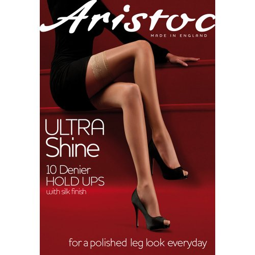 Aristoc Tights (Aristoc Women's Ultra Shine Thigh Highs medium-large (5'4