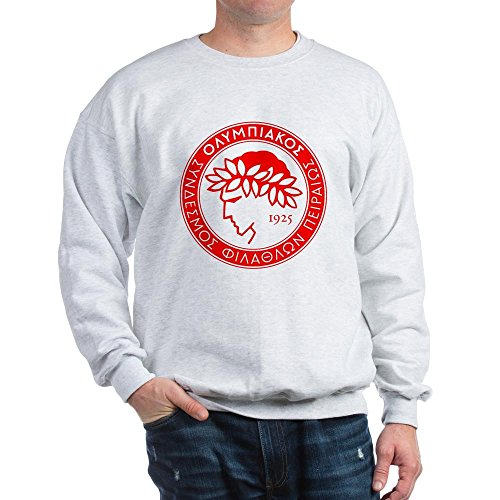 fan products of CafePress - Olympiacos Sweatshirt - Classic Crew Neck Sweatshirt