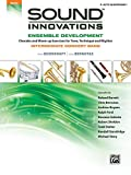 Sound Innovations for Concert Band -- Ensemble Development for Intermediate Concert Band: E-flat Alto Saxophone 1