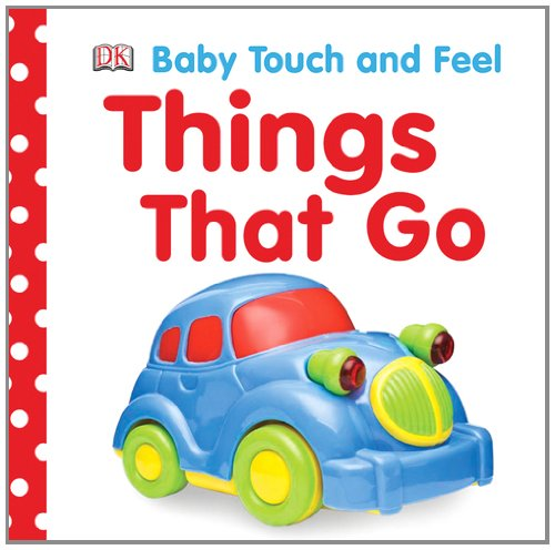 Baby Touch Feel Things That