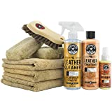 Chemical Guys HOL303 Leather Cleaner and Conditioner Care Kit, 4. Fluid_Ounces