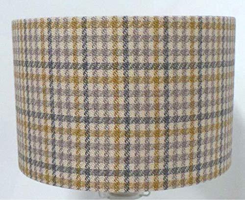 Pantalla para lámpara de pie y mesa de 45 cm, color amarillo ...