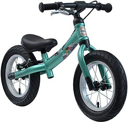BIKESTAR 2-en-1 Bicicleta sin Pedales para niños y niñas 3-4 años ...