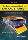 img - for The Entrepreneur's Guide to Law and Strategy book / textbook / text book