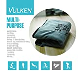 Vulken Extra Large Thick Hooded Beach Towel