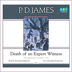 Death of an Expert Witness Audiobook