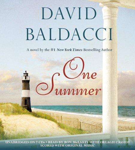One Summer: Amazon.es: Baldacci, David, McLarty, Ron, Cassidy ...