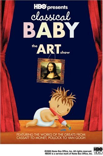 DVD : Classical Baby: The Art Show (DVD)