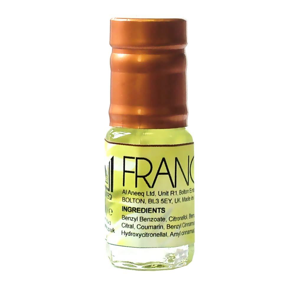 Al Aneeq Frangipani Perfume Oil - 3ml