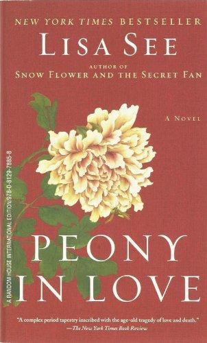 Read Online Peony In Love - A Novel ebook