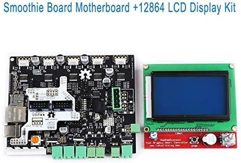 Compra Desconocido NeverSad Smoothie Board 5X V1.1 + 12864 Kit de ...