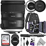 Tamron SP 24-70mm f/2.8 Di VC USD G2 Lens for Nikon F w/Tamron...