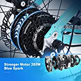 ANCHEER 350/500W Electric Bike 27.5'' Adults