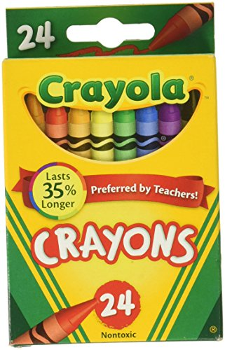 Wholesale Crayola Crayons (Crayola Crayons 24 Colors, (Pack of)