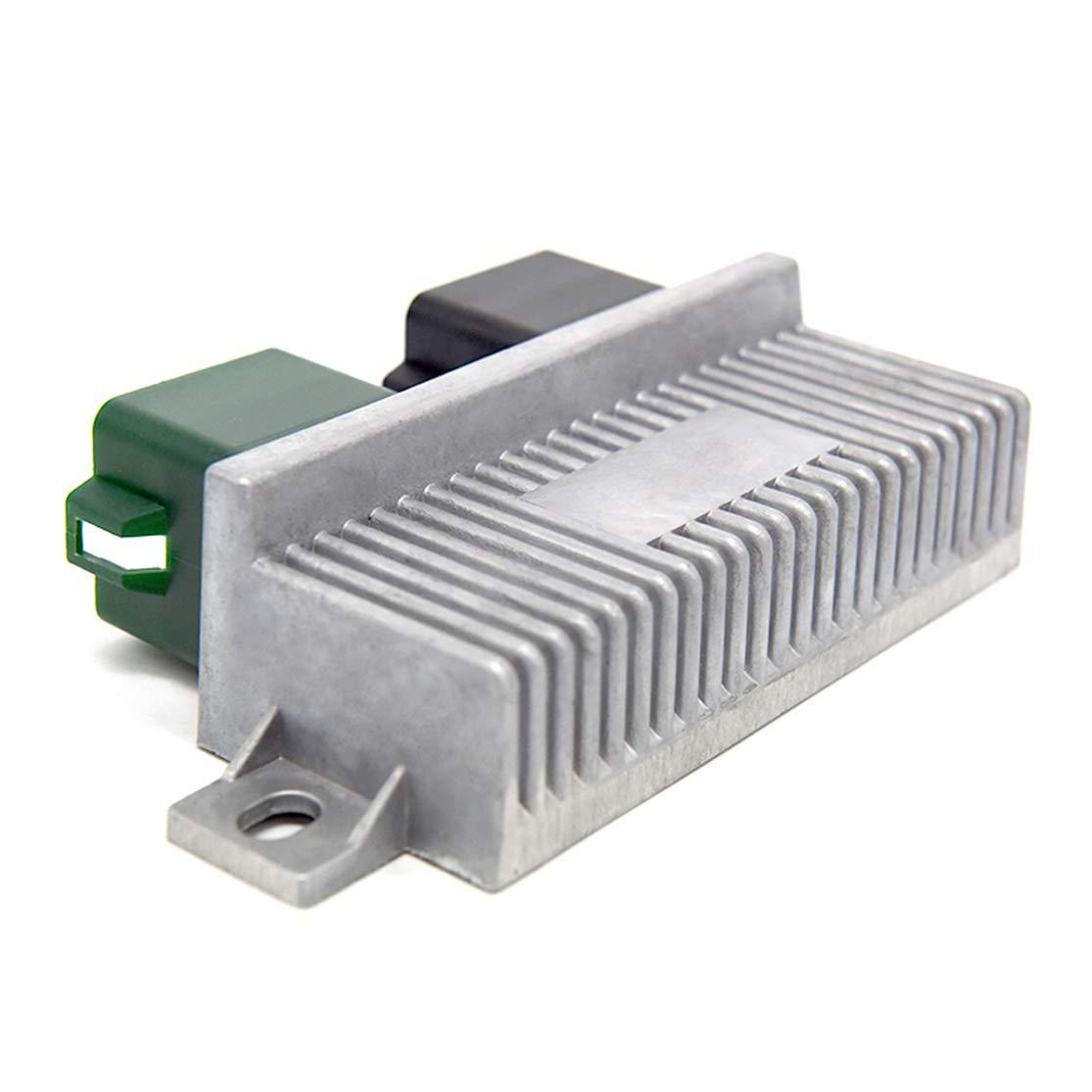 F-350 Diesel Glow Plug Control Relay Module Switch YC3Z12B533AA Compatible with Ford F-250 E-350 Powerstroke 6.0L 6.4L 7.3L Diesel 904-282 DY876 YC3Z-12B533-AA